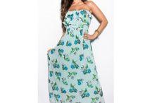 Dámske maxi šaty / Dámske maxi šaty, elegantné šaty vhodné na každý typ postavy na spoločenské príležitosti, plesy, či do horúcich letných dní. Dámske maxi šaty na leto sú veľmi obľúbené, vyrobené z priedušných materiálov a preto sú vhodné aj ako dámske letné šaty.
