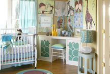Kids Rooms / by Jamie Frost