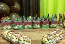 Dinosaur Party / by Fareen Jadavji Jessa