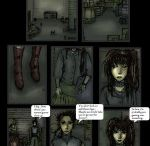 DeadFingers Webcomic / Art and comics from DeadFingers the comic http://deadfingerscomic.com/