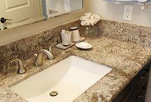 Bathroom Remodel / by Carrie Fleer