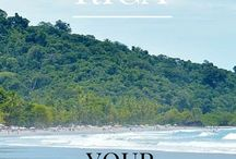 Experience Costa Rica / Experience landmarks, whales and interesting places around Costa Rica