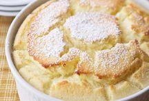 Dessert  / by Sharon Lambert