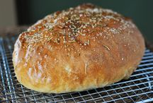 Bread/Rolls/Dough / by Mel Zuidema