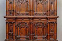Möbel 16. und 17. Jahrhundert