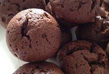 Petit gâteaux wakweish au chocolat