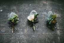 Boutonnieres / by Katie Brown // Art Farm Blooms