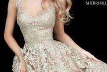 vestidos escolhidos