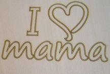 persoonlijk cadeau moeder, oma of voor de juf / Op zoek naar een leuk cadeau voor moederdag of juffen- en meesterdag? Dan is dit precies wat je zoekt. Mooie houten producten met een persoonlijke tekst