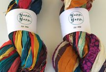 Ethical Yarns / Ethical yarns and wool that take extra steps to care for animal welfare, the planet and the people who produce the yarns.