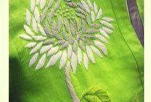 Одежда с вышивкой 3