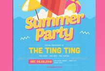 Summer Graphic Design