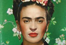 Frida Kahlo Inspiration / Art Fashion Style