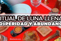 Rituales de abundancia y prosperidad