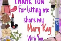 Thank You Flier Mary Kay-