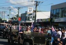 ANZAC Day Burleigh Heads 2013