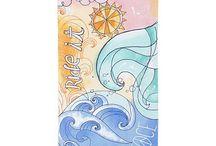 Decor: Surfs up!