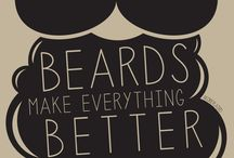 Beards & men stuff ♥
