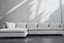 Couch designs / Decorating spaces