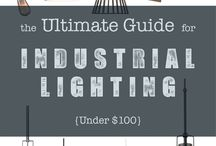 Lighting COMMERCIAL/INDUSTRIAL / Lighting / by Jena Jenkins