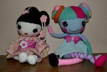 Lalaloopsy crochet