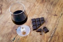 Wine And Chocolate / Would you ever think of pairing a good wine with Chocolate? Why would you? Which wines?  What flavours?