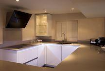 Contemporary Apartment Kitchen