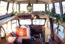 Campervans + Treehouses