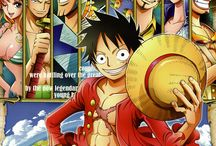 One Piece / imagenes de anime