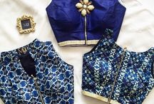 Indian fancy blouse