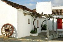 Casas portuguesas e recordações
