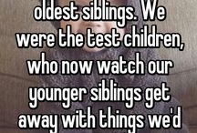 Younger Siblings