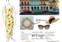 Style it! / Create a classic stylish look with your Gallery Byzantium pieces!