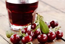 Fun with Cherries / A collection of recipes and products related to these tasty little edibles.