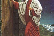 Jeesus sydämen ovella