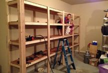 Storage Shelves