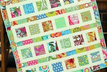 I want to be a quilter / by bobaloo!