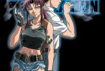 Anime - Black Lagoon
