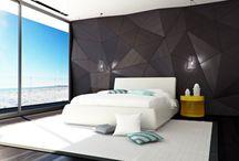 alcobas, dormitorios, rooms