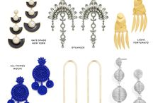 Stunning Statement Jewelry / Jewellery