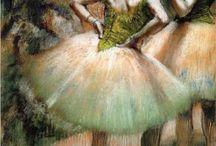 Edgar Degas / malarstwo