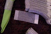 BLING / Sparkly, bright, glitzy BLING! Parties should sparkle and shine!