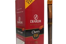 Djarum Cigars / No other cigar brand combines an imported natural leaf wrapper, shaped wood tip with superior tobaccos and the exotic flavor of cloves like Djarum.