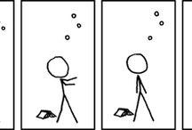 Juggling theme comics