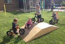 bicycle track fr kids