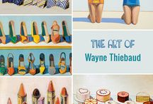 Artist Wayne Thiebaud