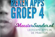 Apps: groep 4