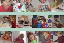 Artworkshops 'Meestertjes in het Maken'