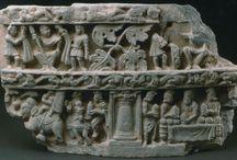 Gandhara Distribution of the Relics / Distribution of the Relics Gandhara