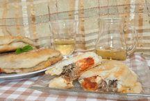 pizze e panzerotti / ricette per fare la pizza in casa e panzerotti pugliesi con ripieni tradizionali e moderni
